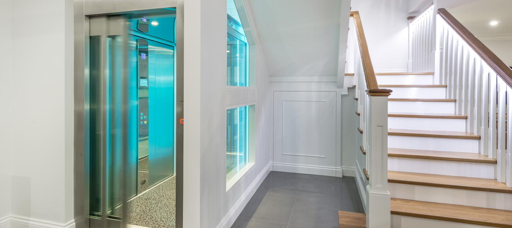 Installazione mini ascensori per casa