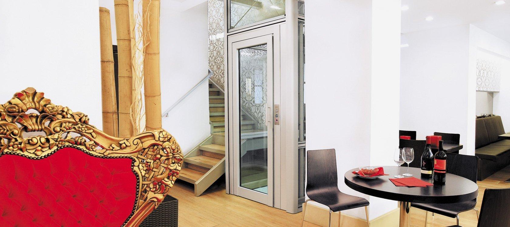 Assistenza tecnica per ascensori e montacarichi